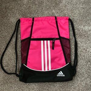 Adidas draw string bag